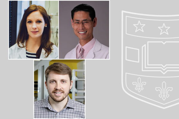 Three junior PIs secure major grant awards from NIH
