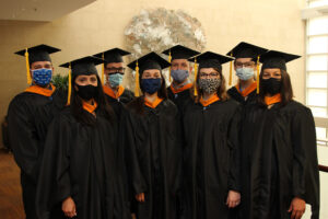 Department celebrates CRNA Class of 2020