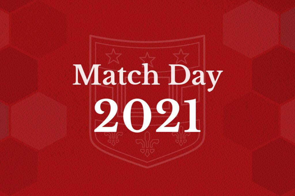 2021 Match Day - WashU Anesthesiology