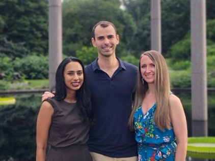 Chief Anesthesiology residents at WashU