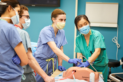 U.S. News ranks Anesthesiology at WashU among the nation's best