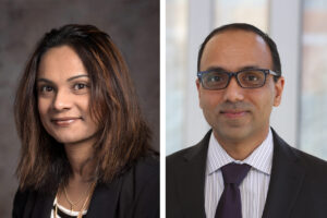 Drs. Abraham and Kannampallil selected as Fellows of American Medical Informatics Association (AMIA)